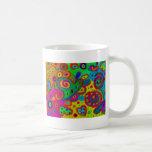 Color Hearts Mug