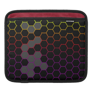 Color Hex with Grey Sleeve For iPads