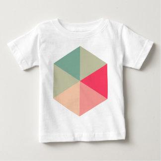 Color Hexagon 04 Baby T-Shirt
