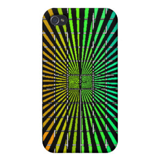 Color Illusion Speck Case Covers For iPhone 4