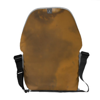 Color Image of Mars Messenger Bags