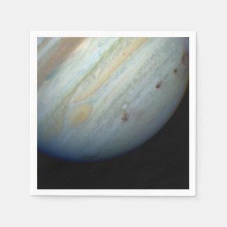Color Image of Multiple P:Shoemaker-Levy 9 Comet Paper Napkin