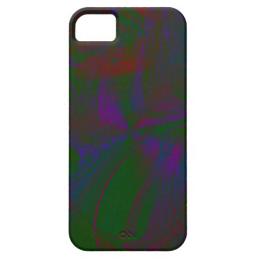Color in the Dark iPhone 5 Covers