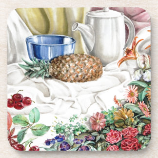 Color in the Kitchen Beverage Coaster