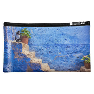 Color in the wall, Arequipa, Peru, Cosmetic Bag