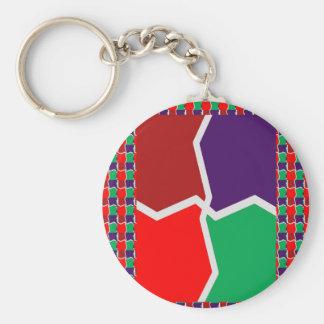 Color INTENSO: REGALOS de la vuelta del sorteo del Llavero Redondo Tipo Pin