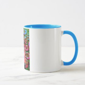 Color is the Name of my World Mug