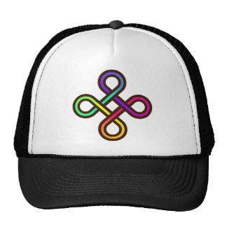 Color Knot Trucker Hat