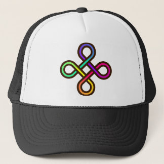 Color Knot Trucker Hat