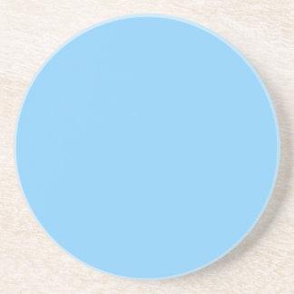 color light sky blue coaster - Light Sky Blue Color