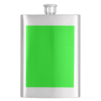 color lime flask