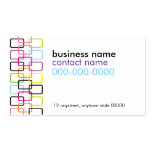 Color Links Business Card