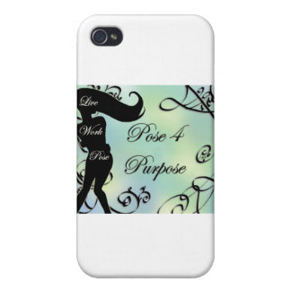 Color Logo Cover For iPhone 4