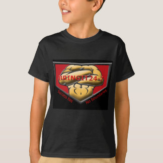 Color Logo Kids T-Shirt