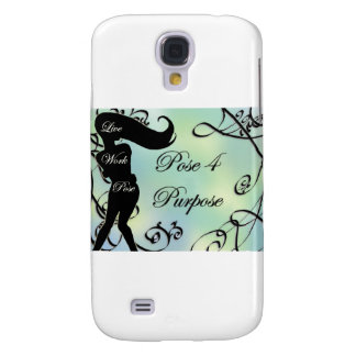 Color Logo Samsung Galaxy S4 Case