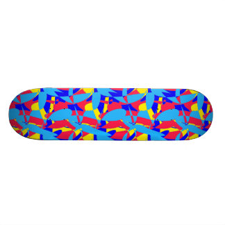 Color Madness Skateboard