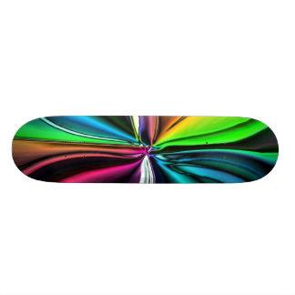 color Magic Skate Board
