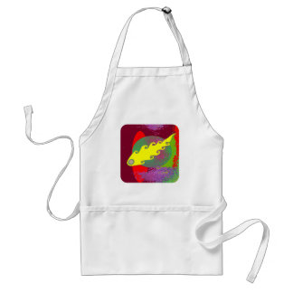 Color Mania : Inflamed in Romance Adult Apron