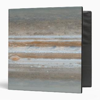 Color map of Jupiter 2 Vinyl Binder