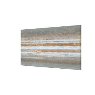 Color map of Jupiter Canvas Prints