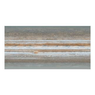 Color map of Jupiter Photo Print