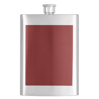 color maroon flask