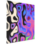 Color match Abstract 4.4 Canvas Print