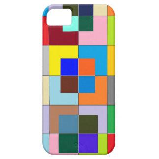 COLOR Maze  : Happy Graphics iPhone SE/5/5s Case