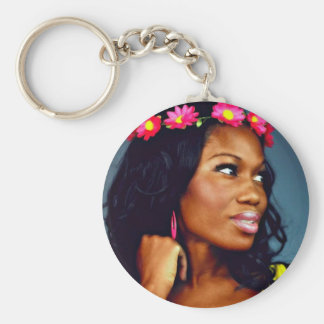 Color Me Beautiful Keychain