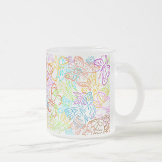 Color Me Butterflies Mug