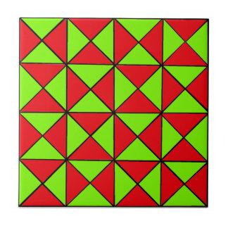 Color Me Christmas Tiles