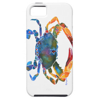 Color Me Crab E iPhone 5 Covers