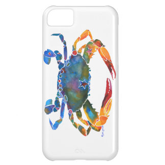 Color Me Crab E iPhone 5C Covers