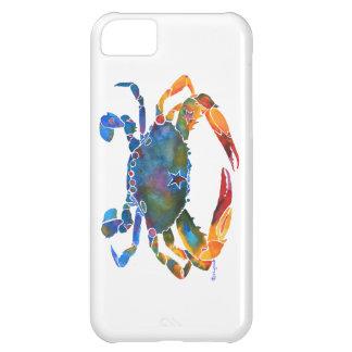Color Me Crab E iPhone 5C Case