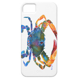 Color Me Crab E iPhone 5 Cover