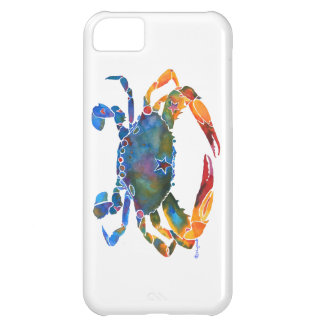 Color Me Crab E Case For iPhone 5C