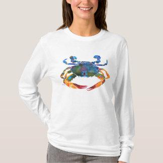 Color Me Crab E T-Shirt