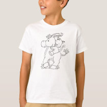 Color Me Donkey and Kitty T-Shirt