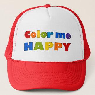 Color Me Happy Cap