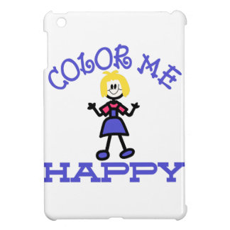 Color Me Happy iPad Mini Covers
