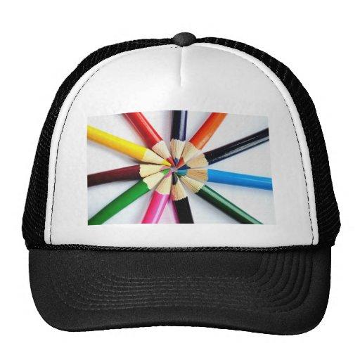COLOR ME HAPPY TRUCKER HAT