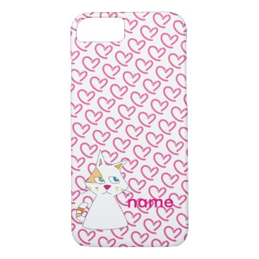 Halloween Themed Color Me More Remix with HI4PAW iPhone 7 Case