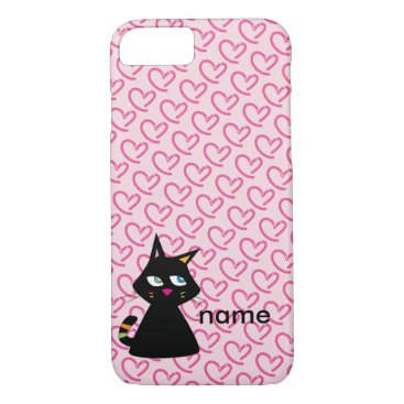 halloween themed color me more remix with hi4paw iphone 7 case - Halloween Theme Remix