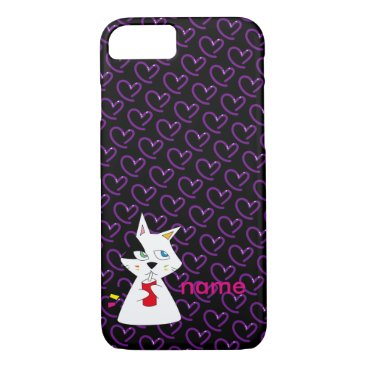 Halloween Themed Color Me More Remix with HI4PAW iPhone 8/7 Case