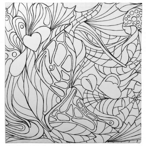 zen coloring pages to print - photo#8