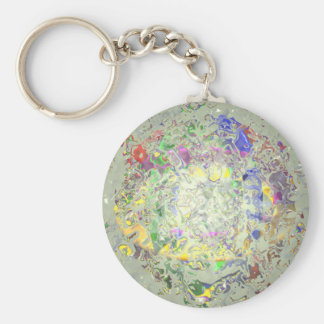 Color Melt Keychain