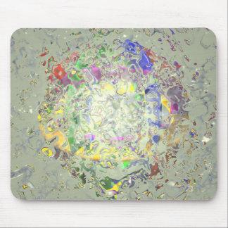 Color Melt Mouse Pad
