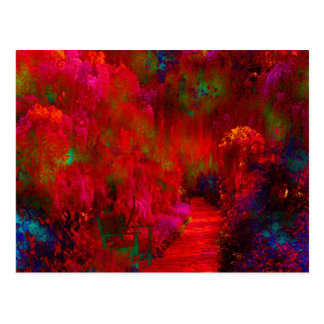 Color Merge 5091 Postcard