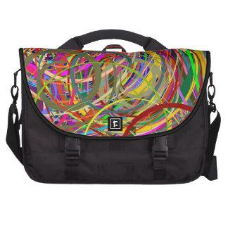 Color Mess Laptop Computer Bag