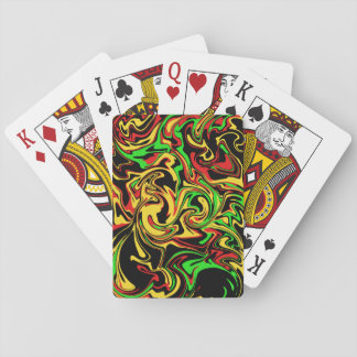 color mod playing cards
